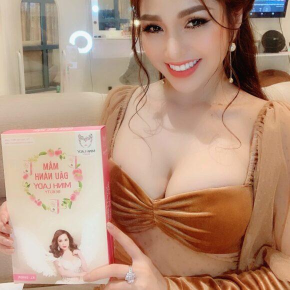 Mầm Đậu Nành Minh Lady Beauty