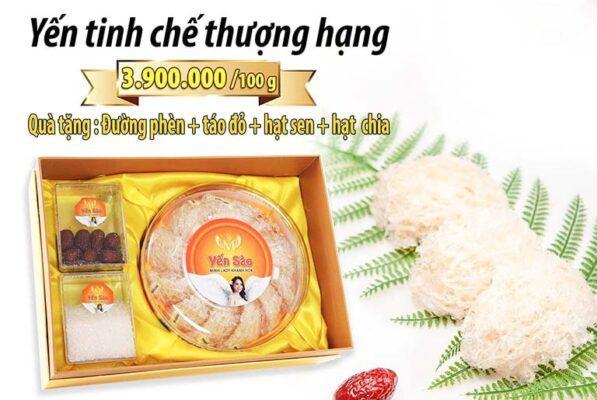 Yen Tinh Che Minh Lady Beauty