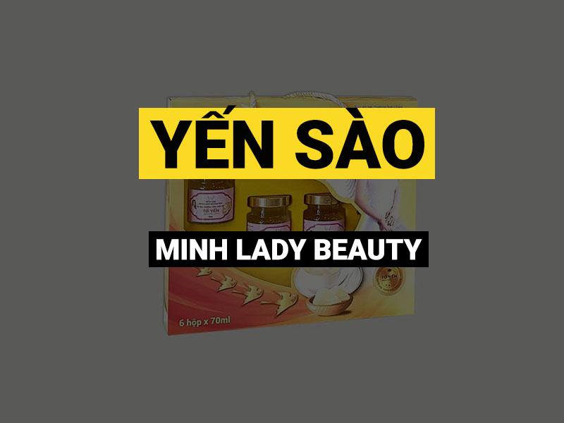 yến sào minh lady beauty