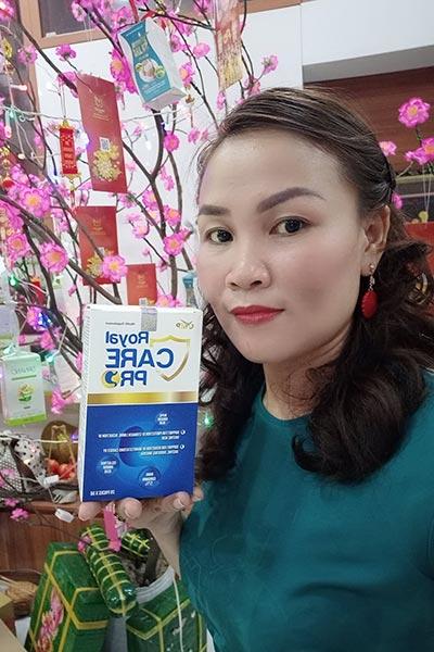 Khach Hang Royal Care Pro Minh Lady Beauty 12 1