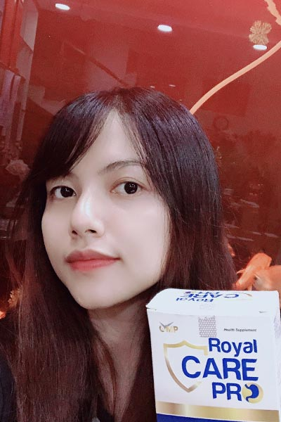 Khach Hang Royal Care Pro Minh Lady Beauty 12 6