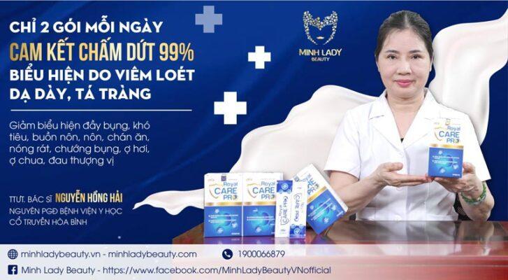 Royal Care Pro Minh Lady Beauty 2