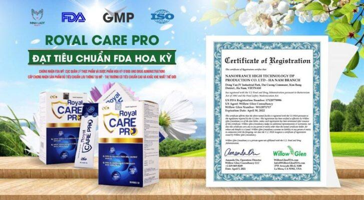 Royal Care Pro Minh Lady Beauty 4